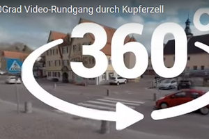 360Grad Video-Rundgang durch Kupferzell